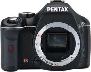 Pentax K-x digital SLR