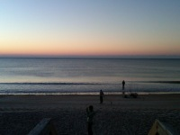 Sunrise over Topsail Island, NC