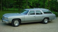 1976 Chevrolet Impala station wagon