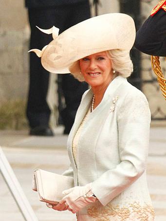 Camilla, sailing away