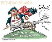 Patriots Day Red Sox