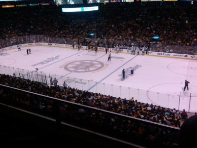 The View from the Den Brother's seat
