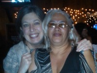 The Den Mother and Ana Celia