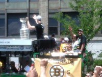 Chara, Thomas, and the Stanley Cup