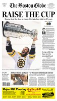 The Boston Globe - Boston, MA