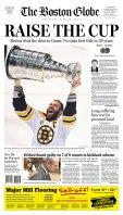 The Boston Globe - Boston, MA