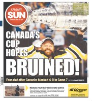 Calgary Sun - Calgary, AB