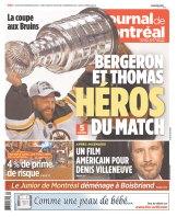 Journal de Montreal - Montreal, QC