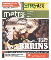 Metro - Boston, MA