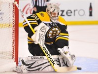Tim Thomas in the 2011 playoffs