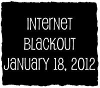 Internet blackout