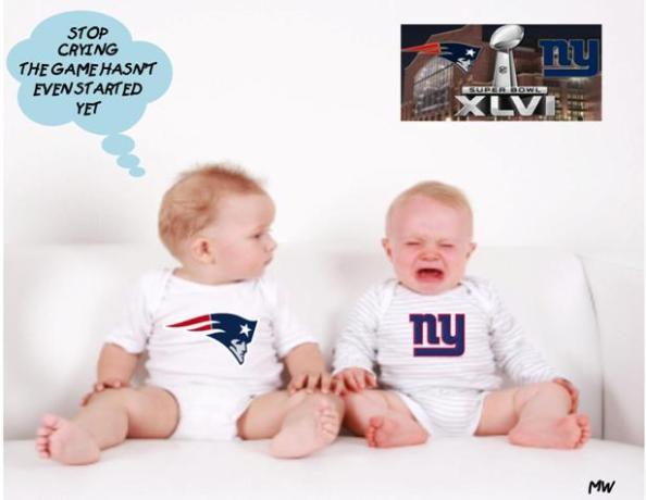 Super Bowl babies