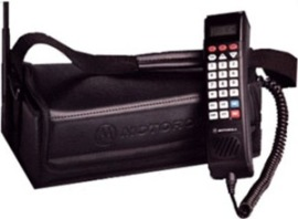 Motorola bag phone